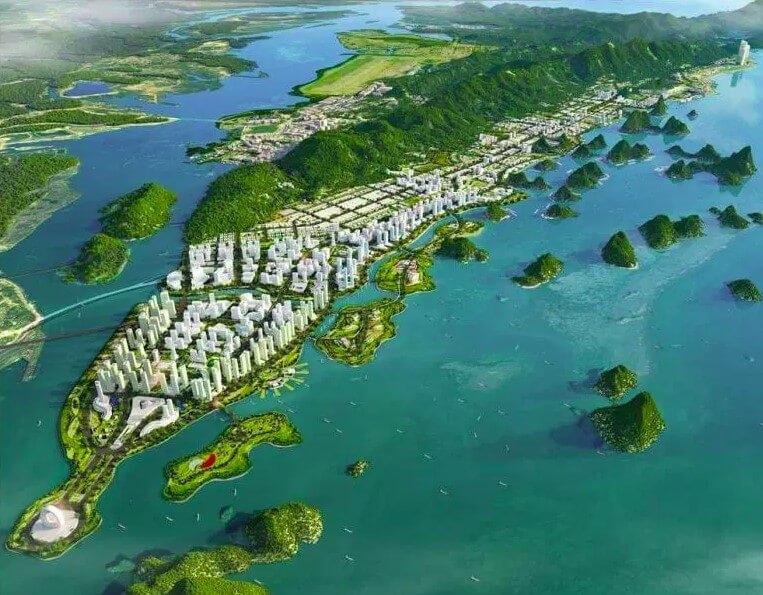 Đặc khu kinh tế Vân Đồn- Quảng Ninh
