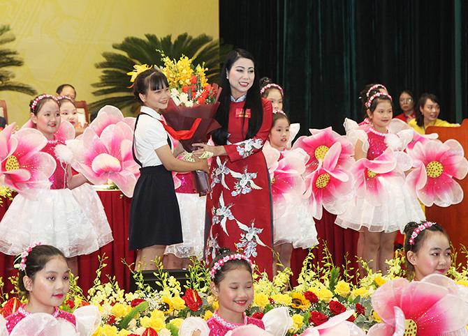 khai mạc Đại hội đại biểu Đảng bộ tỉnh Vĩnh Phúc lần thứ XVII