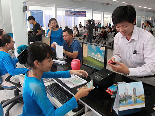 Tăng phí đổi trả vé tàu Tết Tân Sửu lên 30% để ngăn chặn đầu cơ
