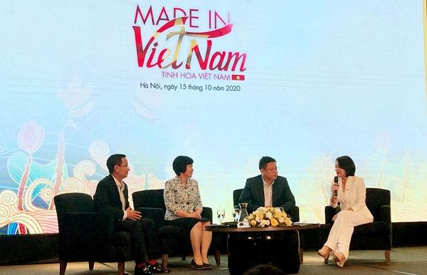 Tuần hàng Made in Vietnam - Tinh hoa Việt Nam: Cơ hội khai thác thị trường nội địa