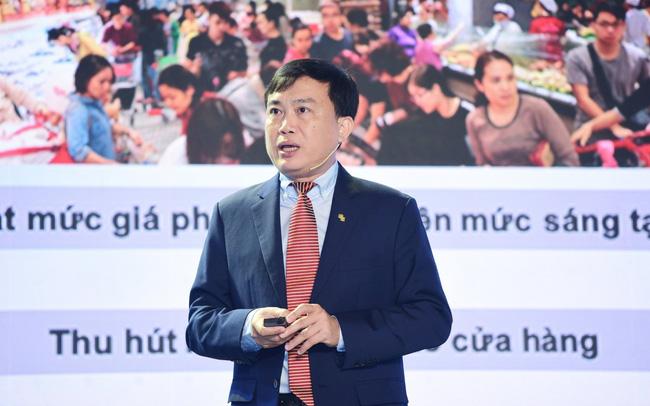 Ông Phạm Trung Lâm - Tổng giám đốc Masan MEATLife