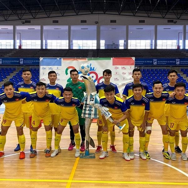 Đội tuyển futsal Việt Nam gặp khó vì giải châu Á bị hủy