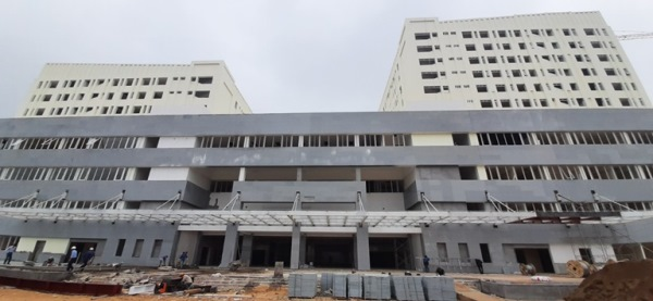 Sau khi hoàn thành, Bệnh viện Sản – Nhi Vĩnh Phúc sẽ trở thành cơ sở khám chữa bệnh hiện đại, đáp ứng nhu cầu chăm sóc sức khỏe của người dân