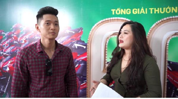 Anh Nguyễn Đăng Khoa – Khách hàng trúng giải