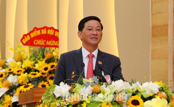 Ông Trần Đức Quận, tân Bí thư Tỉnh ủy Lâm Đồng.