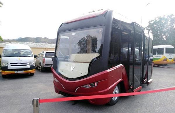 Bộ GTVT đồng thuận đề xuất khai thác xe buýt điện tại Hà Nội và TP.HCM của Vingroup (Ảnh minh họa)