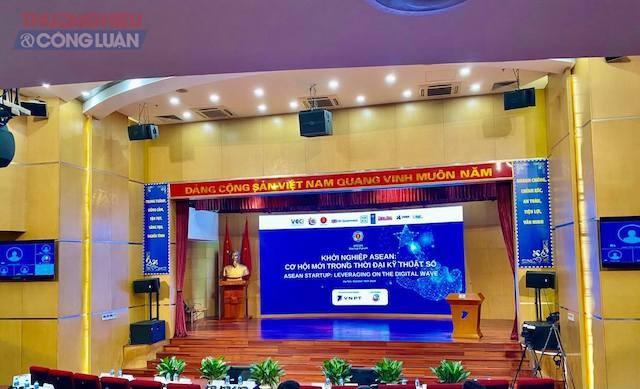 Diễn đàn Khởi nghiệp ASEAN 2020: Hợp tác - Minh bạch - Bền vững