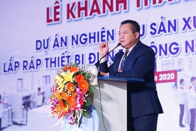 ông Nguyễn Tâm Tiến – Tổng giám đốc Trungnam Group