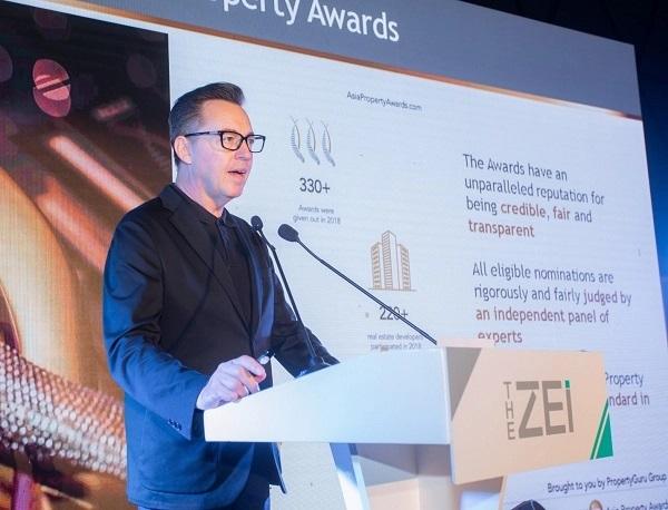 Ông Juliusz Bernard – Giám đốc giải thưởng PropertyGuru Châu Á