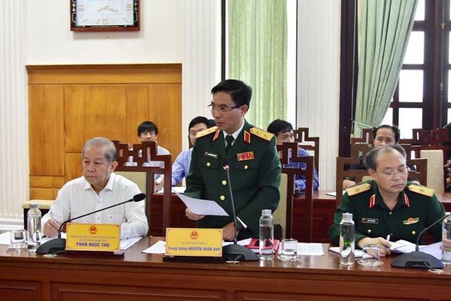 Trung tướng Nguyễn Doãn Anh: rào Trăng chưa xong đến sạt lỡ đất làm 22 chiến sĩ bị vùi lấp ở Quảng Trị