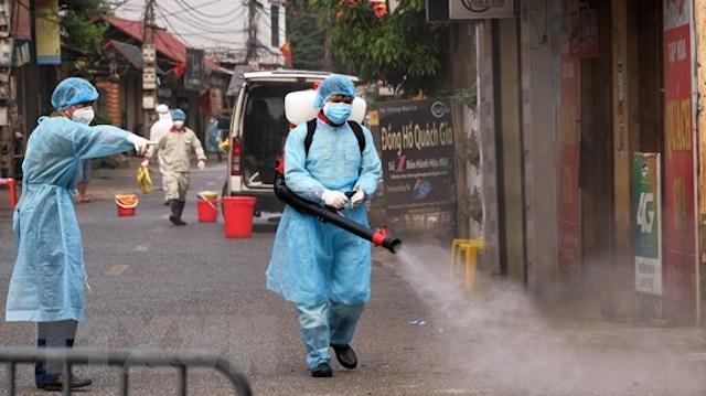 Đến nay, Việt Nam đã ghi nhận số ca tử vong do COVID-19 là 35 ca, số ca điều trị khỏi là 1.031 ca.