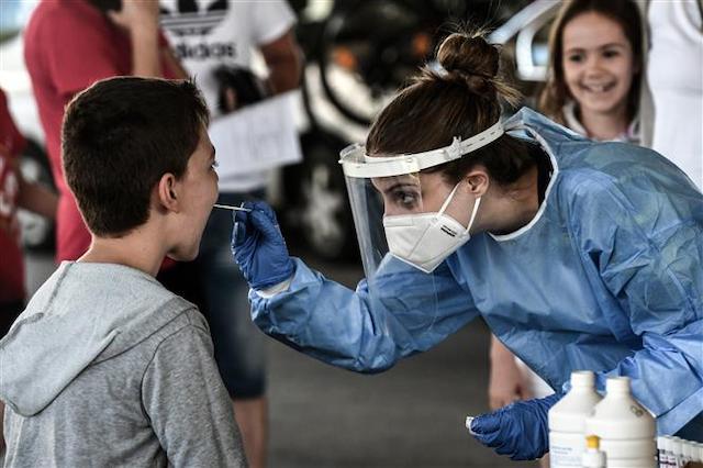 COVID-19 đến 6h sáng 18/10: Thế giới gần 40 triệu ca bệnh