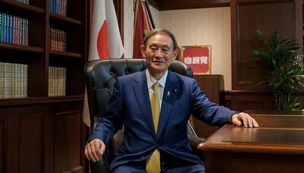Thủ tướng Nhật Bản Suga Yoshihide (Ảnh: Reuters)