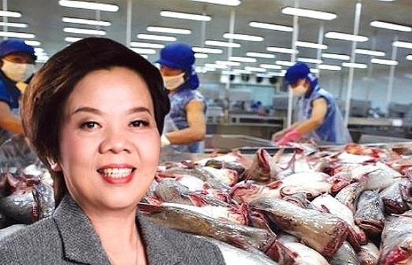 Chủ tịch Công ty CP Vĩnh Hoàn (VHC), Trương Thị Lệ Khanh