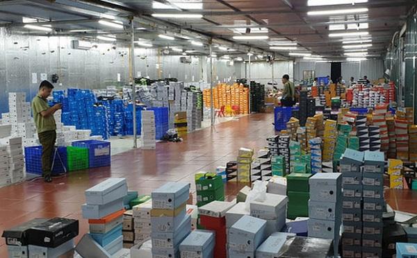 Lực lượng Quản lý thị trường: Xử lý gần 70 nghìn vụ vi phạm về hàng giả trong 10 tháng