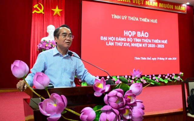 Ông Bùi Thanh Hà: Đại hội không có quà tặng, không văn nghệ chào mừng