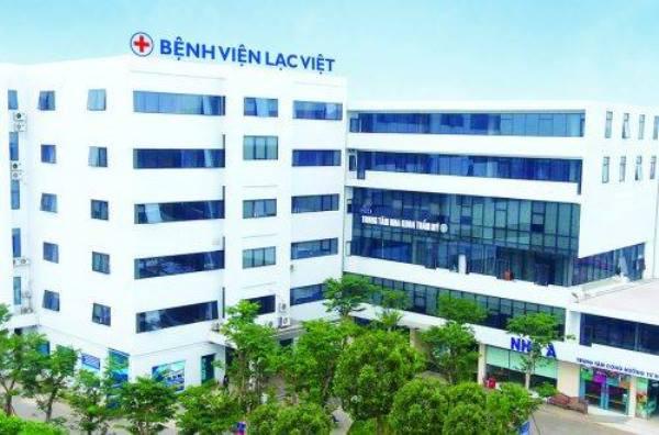Bệnh viện Hữu nghị Lạc Việt có địa chỉ tại đường Nguyễn Tất Thành, xã Định Trung, TP. Vĩnh Yên (tỉnh Vĩnh Phúc)