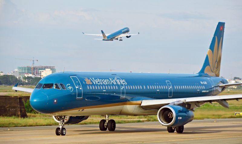 Vietnam Airlines khôi phục 4 đường bay nội địa
