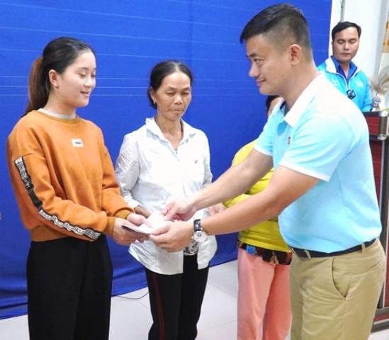 Ông Nguyễn Duy Hưng, Tổng Giám đốc Công ty Cổ phần Đầu tư Sài Gòn-Huế