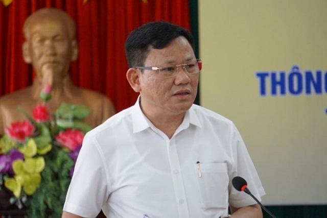 ông Nguyễn Văn Thi, Trưởng Ban BCĐ 389 tỉnh Thanh Hóa