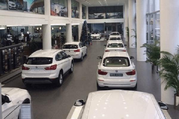 Nửa đầu tháng 10, Việt Nam nhập khẩu hơn 7.200 ô tô nguyên chiếc