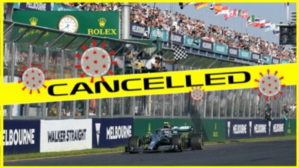 Chặng đua Công thức 1 tại Australia chính thức thông báo huỷ vào ngày 13/3