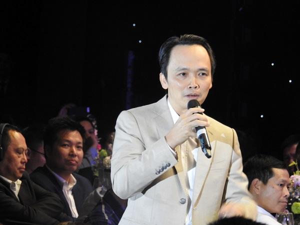 Ông Trịnh Văn Quyết - Chủ tịch Tập đoàn FLC, cổ đông lớn nhất của FLC GAB