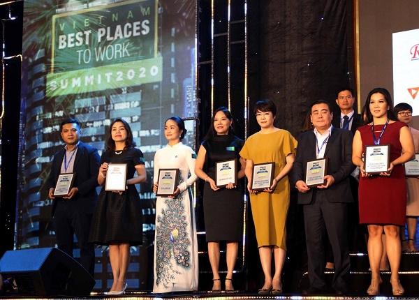 """Bảo Việt được vinh danh trong Top 100 """"Nơi làm việc tốt nhất Việt Nam"""" năm 2020"""