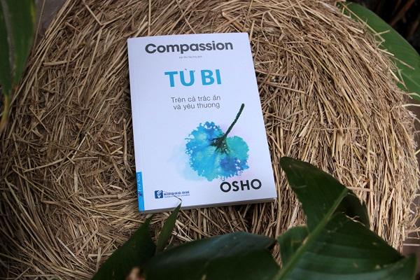 """""""Từ bi"""" là cuốn sách thứ 10 trong bộ """"Insights for a New Way of Living"""" của Osho."""