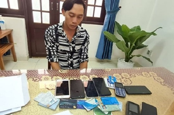 Nguyễn Văn Phúc tại cơ quan điều tra