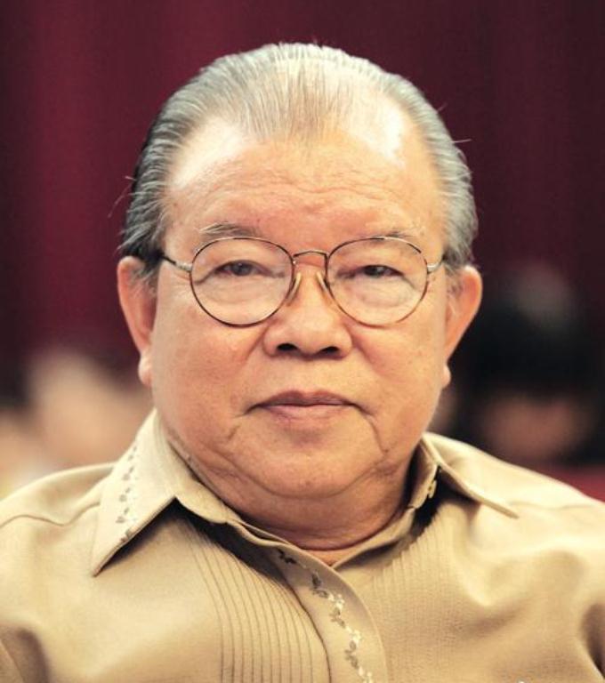 Giáo sư Võ Tòng Xuân. Ảnh: VGP