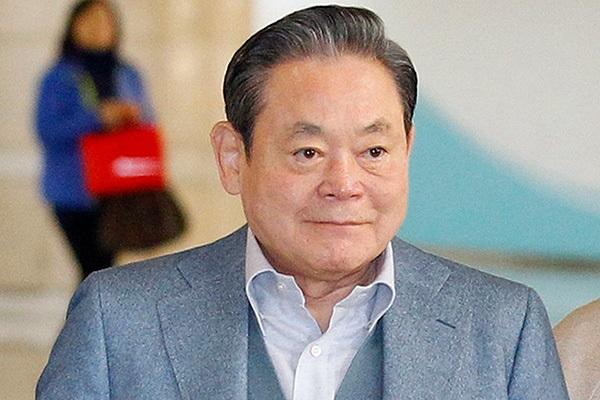 Chủ tịch Tập đoàn Samsung Lee Kun-hee qua đời sáng ngày 25/10