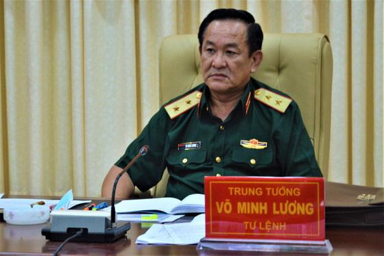 Trung tướng Võ Minh Lương vừa được Thủ tướng Chính phủ Nguyễn Xuân Phúc ký Quyết định bổ nhiệm Thứ trưởng Bộ Quốc phòng