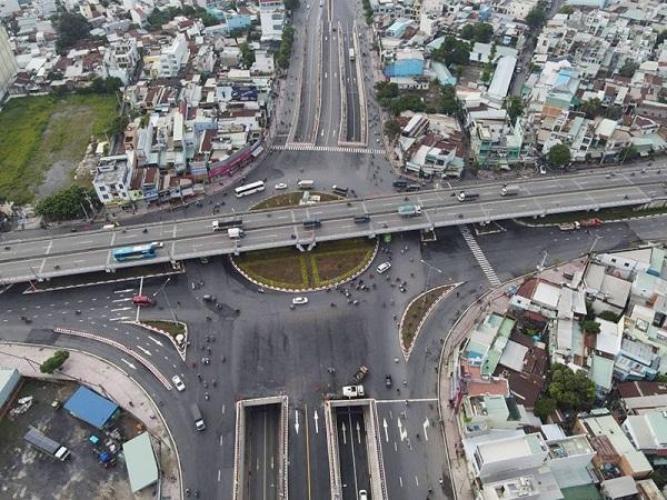 Cao tốc TP.HCM - Mộc Bài sẽ hoạt động vào năm 2025.