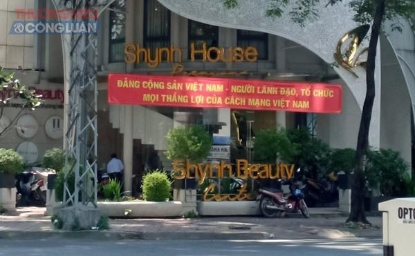 Shynh Premium Trần Quốc Thảo - thuộc hệ thống Shynh House từng bị khách hàng tố kinh doanh sản phẩm có dấu hiệu sai phạm.
