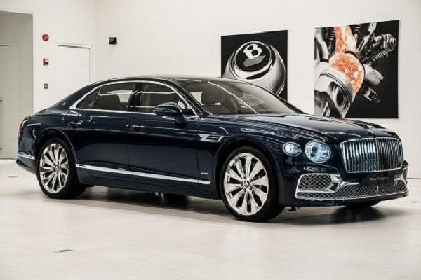 Bentley Flying Spur 2020 First Edition xuất hiện tại thị trường Việt Nam