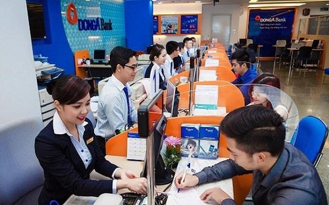 Lãi suất ngân hàng 26/10: Đông Á duy trì lãi suất cao nhất ở nhiều kỳ hạn