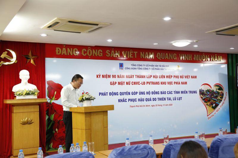 Đồng chí Nguyễn Quốc Thịnh