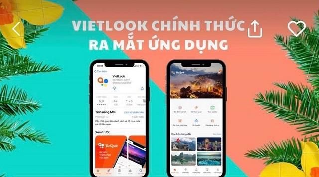 Ứng dụng du lịch mới trên nền tảng iOs và Android