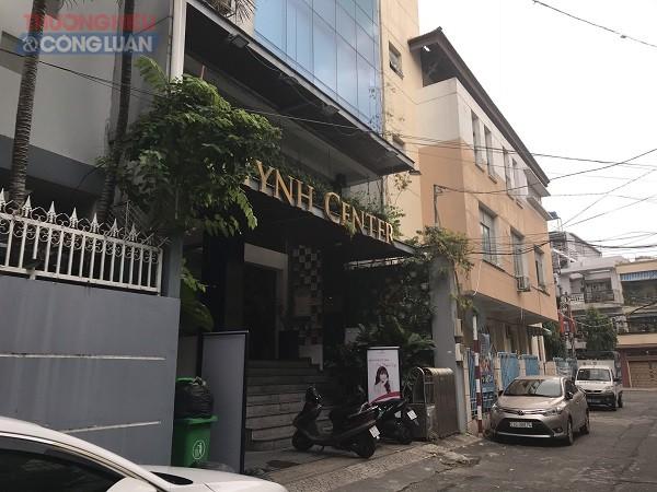 Công ty TNHH Shynh House - thuộc hệ thống Shynh House từng bị UBND TP.HCM xử phạt 120 triệu đồng về hành vi cung cấp dịch vụ khám, chữa bệnh mà không có giấy phép hoạt động. (Ảnh: HOÀNG DƯƠNG)