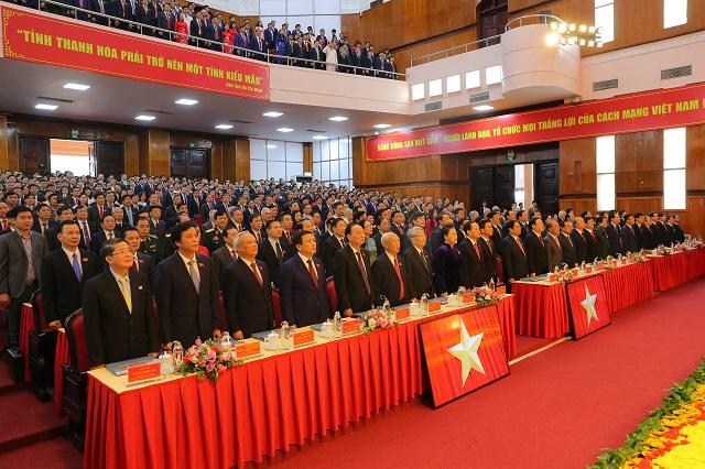 Đồng chí Nguyễn Thị Kim Ngân, Ủy viên Bộ Chính trị, Chủ tịch Quốc hội, dự và trực tiếp chỉ đạo Đại hội.