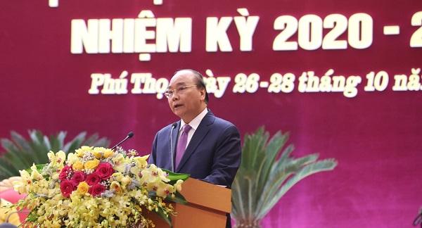 Phú Thọ trở thành tỉnh phát triển hàng đầu của vùng Trung du và miền núi phía Bắc.