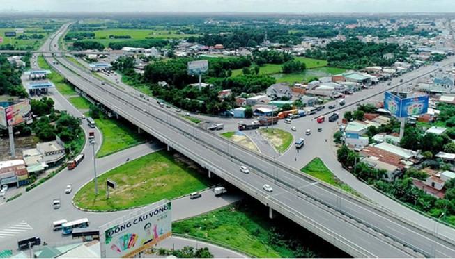 Hình ảnh tổng quan về hạ tầng Tây Ninh