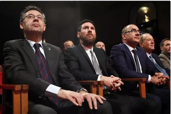 Mâu thuẫn với Messi châm ngòi cho sự ra đi của Bartomeu