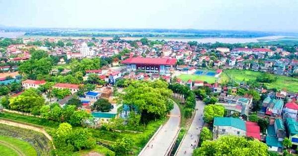 Diện mạo khởi sắc của huyện Thanh Thủy sau 10 năm xây dựng Nông Thôn Mới.