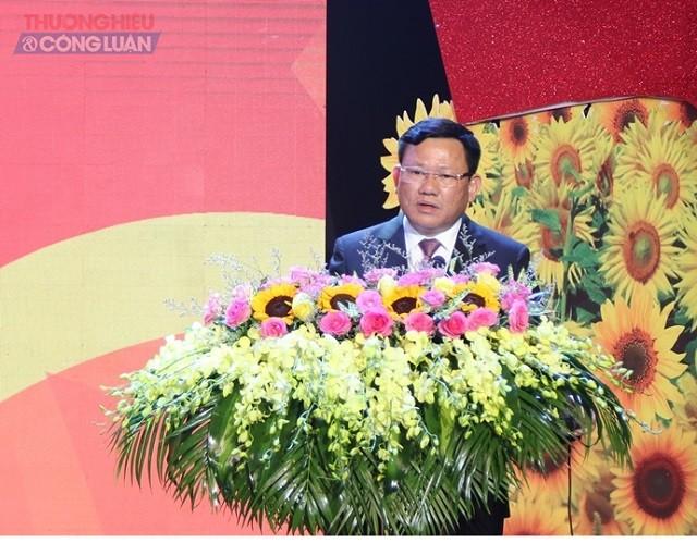Phát biểu tại lễ bế mạc, ông Nguyễn Văn Thi, Phó Chủ tịch UBND tỉnh, Trưởng Ban Tổ chức Hội chợ - Triển lãm thành tựu kinh tế - xã hội tỉnh Thanh Hóa