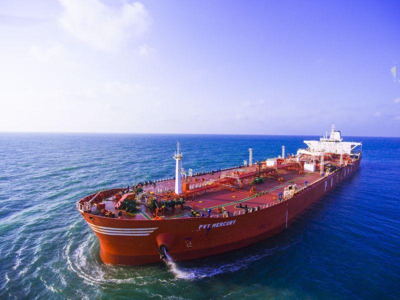 PVTrans nhiều năm liên tiếp là doanh nghiệp vận tải đường biển có lợi nhuận tốt nhất Việt Nam