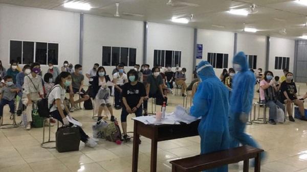 283 công dân trở về từ Australia được cách ly tại Đồng Nai.