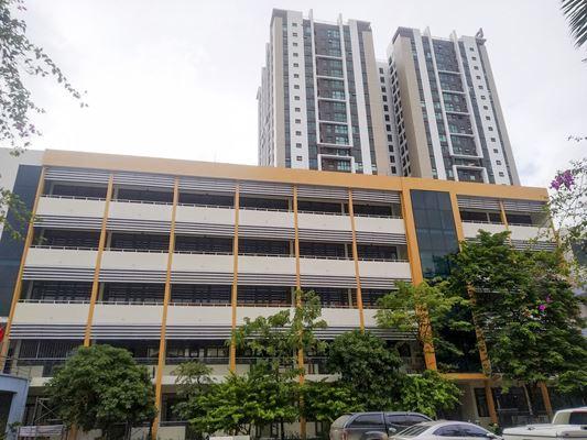 Trường ĐH Công nghệ GTGT – Cơ sở ĐT Hà Nội