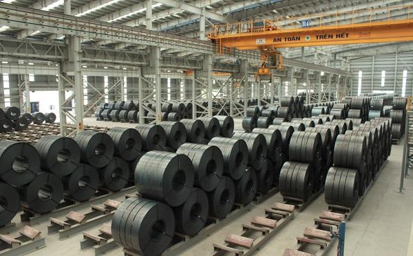 Hòa Phát dự kiến bán 140.000 tấn HRC ra thị trường